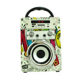 Cheap Loud and High Quality Speaker with Remote Control BT Stereo Wireless Portable Karaoke Party USB/AUX/TF card