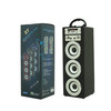 High Quality Speaker Factory Wholesale Wooden Audio Player Virtual Sound FM Radio Stereo Karaoke Party Wireless Portable Speaker
