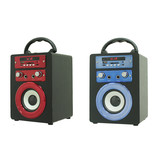 Good Quality LED Portable Mini Wireless Smart Stereo Handsfree Support Mic/TF card/AUX for Party Speaker