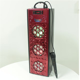 New Hot Wireless Karaoke System BT Speaker Tower with Remote Control for Home Theatre with USB FM Function