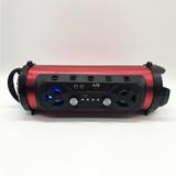 Bazooka Speaker 15W Powered Wireless Speaker Amplifier Cylinder Style Home Theater Karaoke Speaker