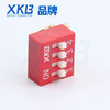 1-12 pin dip switch mini smd dip switch with low price