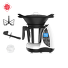 Thermo cooker steam, mix, blend, dough