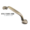 Furniture cabinet Zinc alloy handles and knobs hardware