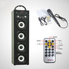Good Quality Speaker Retro Classic Wood Hifi Tower Sound Box Aux Speakers mp3 aux TF Card