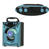 Factory Direct Mini Wood Outdoor Portable Amplifier Super Sound Blue Tooth Speakers with Radio USB