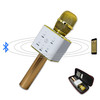Q7 New Wireless Karaoke Microphone USB Handle Mini Karaoke with TF Card
