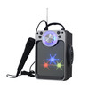 Portable Wireless LED Lights Mirror Blue tooth speaker Party Karaoke speaker with TF Card and AUX