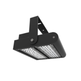 100W Energry Saving Led Flood Lighting Fixture P66 Waterproof Outdoor Flood Light Module Led Tunnel Light