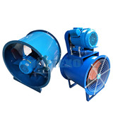 Motexo Fans-Stainless steel anti-corrosion axial flow fan Model:GDT-E