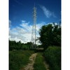 Self Supporting 4-Legged Angel Steel Pylon Communication Tower