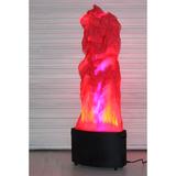 LED simulation flame lamp large electronic fire basin lamp decoration lamp wedding KTV lamp Halloween props