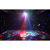 Four - in - one stage light beam lights bungee jumping lights effect light strongpoint disco flashing lights rotating colorful lights bar lights laser lights room laser lights nightclub lights KTV flash room