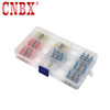 CNBX 100 pcs Hot Solder Seal heat Shrink Sleeve tube shrinkable bht terminal kit Wire Connectors ce