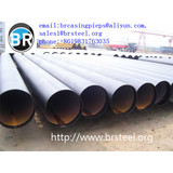 astm a333 schedule 80 lsaw straight welded pe lined drainage steel pipes,astm a36 steel pipe 20inch carbon 1000mm diameter large en10219 s355 j2h ce cpd lsaw api 5l psl1/psl2