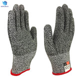 Level 5 cut resistant gloves for food processing