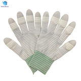 High quality 13gauge esd safety gloves safe industrial for Electronic Industrial Assembly