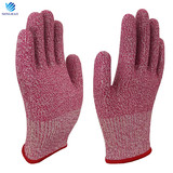 High Performance Household Cut Resistant Kitchen meat cutting Gloves for Women, Kids