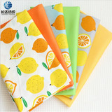 Polyester/Cotton90/10 45*45 110X76 printed fabric