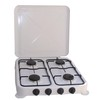 CE certificated outdoor use four burners gas stove