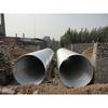 Galvanized Corrugated Steel Pipe Galvanized corrugated metal pipe  Steel corrugated pipe China