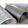Hel-Cor Galvanized Corrugated Steel Pipe Supply Corrugated Steel Pipe in China