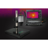 With network infrared thermal imagers for scientific research