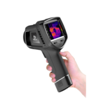 High resolution 640x480; portable infrared thermometer AI thermal imaging camera for power systerm