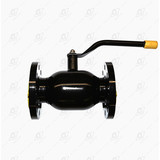 Thermal Company Carbon Steel St37.8 GOST 12815-80 Fully Welded Flanged Ball Valve for Natural Gas
