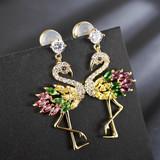 Copper Korea Animal earring