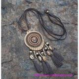 Fashion Jewelry with symbolic pendants and talismans