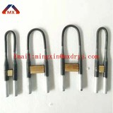 Wholesale cheap price Lad Furnace molybdenum disilicide U type MoSi2 heating element