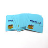 TOURNAMENT GRADE ART CMYK PRINTED PLASTIC CUSTOM TRADING CARD SLEEVES