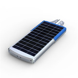 40W Home ,Street and Garden , LED Outdoor Solar light, Handmade with Weather-Resistant UV Rated Fabric, Aluminum Hardware