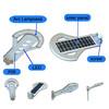 solar garden light integrated solar street light