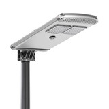 30W Integrated solar street light all in one camera function