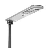 smart integrated solar street lighting internet and camera