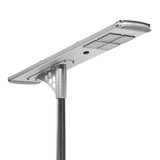 60W smd led integrated solar street light camera available