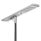 80W outdoor luminous integrated solar street light camera available