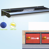All in one Solar Billboard/Wall/Sign light