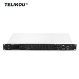 TELIKOU FT-800 4-wire suitable for television stations, communications centers with Switcher tally light wired intercom