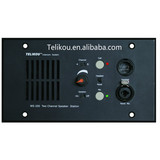 TELIKOU WS-200 Single Channel Wall Mount speaker station broadcast equipment