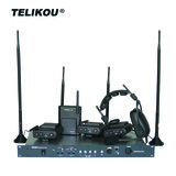 TELIKOU MDS-400 4 channel Full Duplex For Television & Radio Digital Matrix,system integration Professional Wireless Broadcast