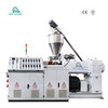 HSJZ-80/156 PVC Wall Panel Conical Twin Screw Extruder