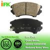 IK2110034:1605434,GDB1783,D1404,D1557,OPEL Disc Brake Pads