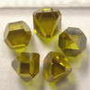 Professional Industrial Yellow Rough Synthetic Diamond