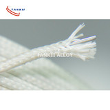 Fibergass coated Nichrome Heating Cable