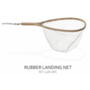 "12"" Wooden Rubber Landing Net"