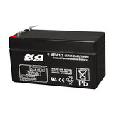 12v1.2ah sealed lead acid battery solar battery agm battery