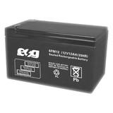 12V12AH Deep cycle inverter battery